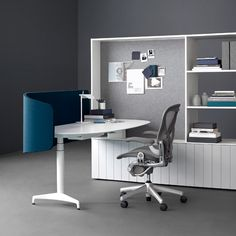 Herman Miller launches office furniture by Industrial Facility and Fuseproject.