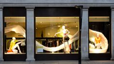 RIBA Regent Street Windows Project 2013. See more architecture and design movies at http://www.dezeen.com/movies  Six architecture studios p...