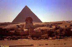 Erre jártam - ezeket láttam: Kairó - 1971