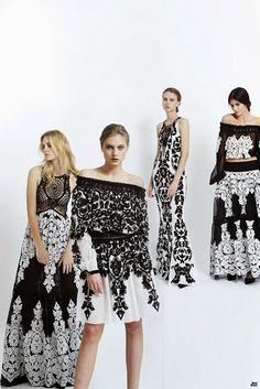 Vestidos de temporada 2015 | Colección de vestidos de moda Zuhair Murad