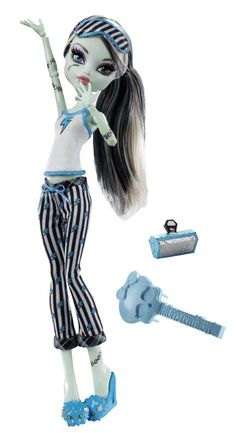 Monster High Dead Tired Frankie Stein Doll                                                                                                                                                     More