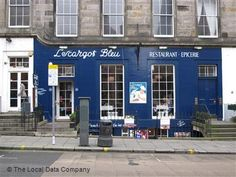 58 Broughton Street - Edinburgh - My home for 10 years. Main door to the apartments is on the right. Restaurant used to be a shop called Boyces we live on.