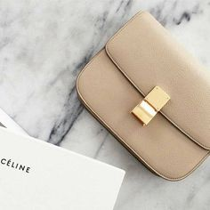 """""""Here comes the Box eatsleepwear picture indicated by Celine Handbags, Tote Handbags, Fashion Watches, Fashion Bags, Couture Fashion, Celine Box, Eat Sleep Wear, Nude Bags, Fashion Essentials"""