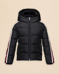 Moncler Boys' Odilon Puffer Jacket - Sizes 4-6