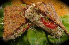 "Not Tuna Sandwich: you'll ""sea food"" in a new way (raw, vegan)."