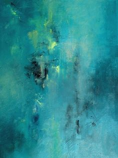 Underwater - original abstract oil painting    ...BTW,Check this out:  http://artcaffeine.imobileappsys.com