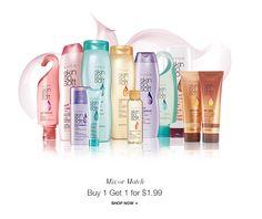 Avon Skin So Soft steals and deals