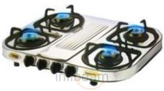 Cooktops are more particular with hotness and the more complicated workings of cuisine might advantage more from gas stove. If you want fast and easy cooking, gas cooktop is a great choice. Infibeam.com has the great choice of branded cooktops like Bajaj, Fabiano, Glen, Ideal, Sunflame & many more gas stove at lowest price & free shipping across India.
