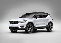 Possible Volvo XC50 Coupe could be future BMW X4 competitor