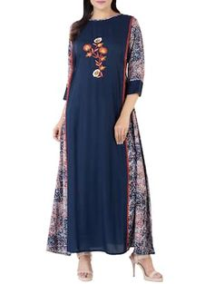 Check out what I found on the LimeRoad Shopping App! You'll love the blue rayon flared kurta. See it here http://www.limeroad.com/products/14567828?utm_source=6c79537446&utm_medium=android