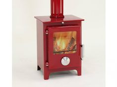 Mendip 5 claret enamel Multi fuel stove is a traditionally hand enamelled stove. The multi-coat enamel creates a deep glossy colour which cannot be achieved through traditional stove paints. Stone Fireplace Surround, Fireplace Art, Inglenook Fireplace, Open Fireplace, Fireplace Ideas, Fireplaces, Wood Burner Stove, Log Burner, Gas Stove