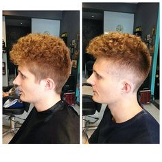 Love a natural curl so much. Just a tidy up on sides needed. #shoreditch #haircut #curls #hoxton