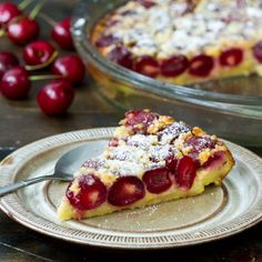 One of the easiest French desserts you can ever make, simply perfect for cherry season and is absolutely amazing.