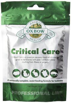 Oxbow Critical Care Pet Supplement, 141gm #deals