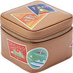 Fossil Jewelry Box eBagscom 55 Travel and Destinations