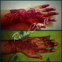Henna design by RaniCraft