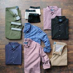 Men's Fashion Essentials by Taylrd Clothing #menstyle #mensfashion #dapper