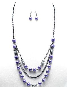 Beaded Necklace Ideas | glass bead necklaces from Kenya – The ...