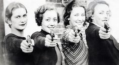 University of Missouri shooting team 1934