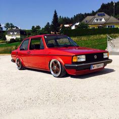 Vw Racing, Vw Fox, Vw Classic, Volkswagen Jetta, Unique Cars, Ford Ranger, Mk1, Sport Cars, Custom Cars