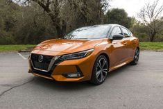 With its revamped style, smooth powertrain and impressive roster of features, the Sentra is a competent daily driver for folks on a budget. Used Car Prices, New Hyundai, Good Looking Cars, Nissan Sentra, Smart Car, Toyota Corolla, Car Rental, Car Insurance, Honda Civic