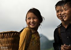 Beautiful smile of Vietnam by Réhahn Photography on 500px