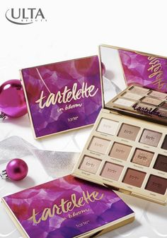 Check Out Whats New At Ulta Beauty Tartes NEW Tartelette In Bloom Palette Is All