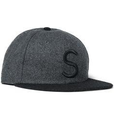 Saturdays Surf NYC - Rich Felt Baseball Cap