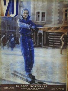 VU No 98  du 29.01.1930 - Hebdomadaire d'actualité français