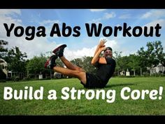 Yoga for Abs and Core Strength - Sean Vigue Fitness