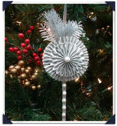 Ranger's 12 Days of Ornaments! Day 5