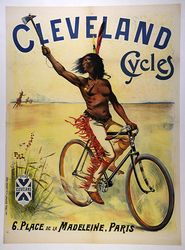 Cleveland Cycles ARTIST: PAL CIRCA: 1895 ORIGIN: France