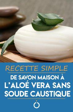 Envie de fabriquer vous même un savon sans soude caustique ? Découvrez cette recette SIMPLE et FACILE à exécuter !  #SavonFaitMaison #SavonMaison #SavonSansSoudeCaustique #SavonDiy #SavonsMaisonSansSoude