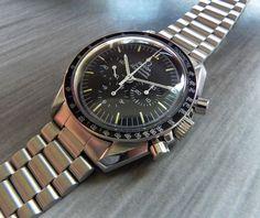 Vintage Omega Speedmaster Pro Circa 1970s #Omega #Speedmaster #Watches #Menswear - omegaforums.net