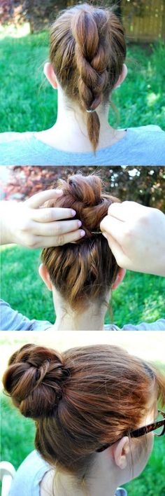 Best Hairstyle Tutorials For Everyday - Fashion Diva Design
