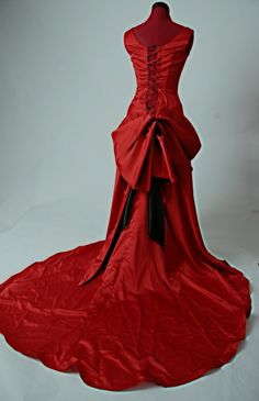 Moulin Rouge Inspired Dress