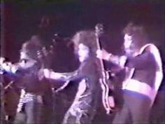 Kiss: I wanna rock and roll all night! American teen theme anthem of the 70's.