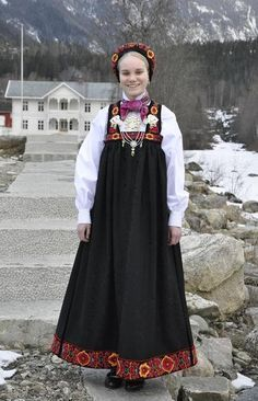 Traditional Outfits, Norway, Victorian, Birth, Clothes, Country, Dresses, Fashion, Outfits