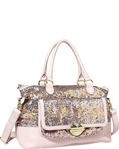 Love Betsey Johnson!! My favorite designer. Definitely buying this purse..now to decide what color.