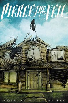 Pierce The Veil Collided With the Sky  Literally one of my favorite albums ever
