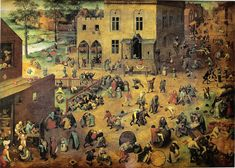Children - Pieter Bruegel the Elder - Wikipedia, the free encyclopedia
