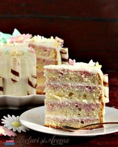 Crema de vanilie clasica (crème patissière) - Lecturi si Arome Tart Recipes, Healthy Recipes, Romanian Desserts, Top 15, Food Cakes, Vanilla Cake, Nutella, Bacon, Sweet Treats