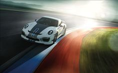 TECHART released details of its power kit TA 091 T1.1 - which provides more power for the 2014 Porsche 911 Turbo S.