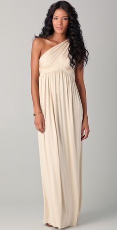 Rachel Pally Twist Shoulder Dress- loooovvee to see this on the beach!!