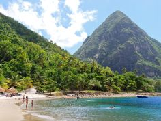 Set dramatically between St. Lucia's UNESCO World Heritage Site Gros and Petit Piton. Those with deep wallets will want to book one of two, new, four-bedroom beachfront villas at Viceroy's Sugar Beach resort. Get there: Fly into the island's main airport, Hewanorra (UVF) on the southeast coast and drive a winding, hilly 50 minutes north along the west coast before twisting down between St. Lucia's two dramatic pitons. __The Instagram moment:__Those with ample stamina would be well advised to…