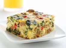 Our Egg Bake