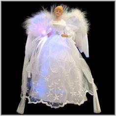"16"" White Angel"
