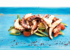 Grilled Octopus Salad Recipe - Great Italian Chefs