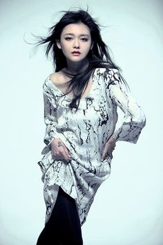 Picture of Barbie Hsu Shan Cai, Fire Starters, Asian Beauty, Kimono Top, Barbie, Celebs, Pictures, Women, Fashion