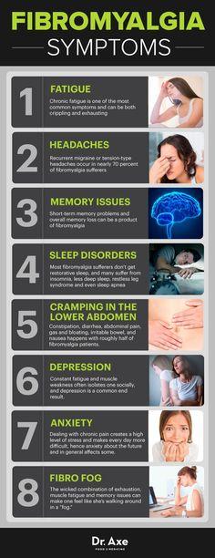 Fibromyalgia Symptoms, Natural Treatment & Diet - Dr. Axe